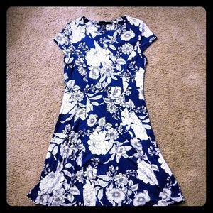 WHBM Petite A-line Dress